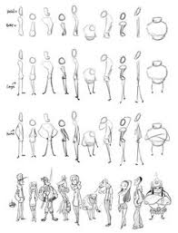 character shape sketching 1 with video link by luigil deviantart