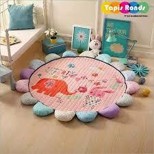 tapis chambre enfant ᐅ tapis enfant tapis chambre bébé éléphant achat vente
