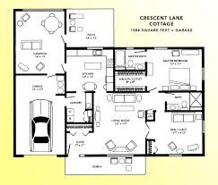 floor plans peter becker community crescent lane cottage floor plan