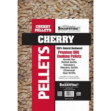 Pellets For Stove Homcomfort Cherry Wood Pellets For Use In Pellet Grills Sfcp20