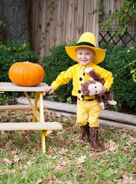 Astronaut Toddler Halloween Costume Man Yellow Hat Toddler Halloween Costume Emilymccall