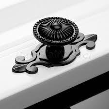 black cabinet knobs australia texture stamp cupboard knob
