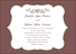 affordable wedding invitations samples for perfect diy invitations