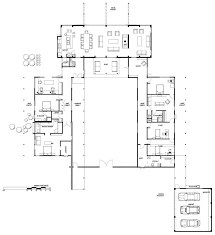 one floor contemporary 4 room house plans home decor waplag