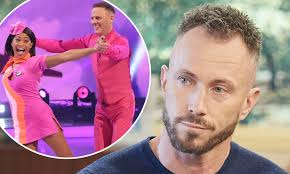 antony cottons hair transplant dancing on ice s antony cotton hits back at online trolls daily