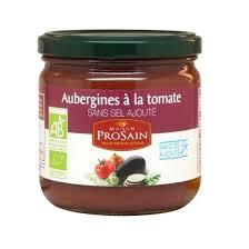 la cuisine sans sel aubergines à la tomate très pauvre en sel prosain