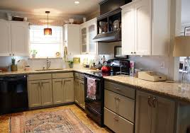 chalk paint kitchen cabinets images chalk painted kitchen cabinets 4 years later house