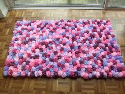 Lavender Nursery Rugs 7 Best Pom Pom Rug Images On Pinterest Carpets Pom Pom Rug And
