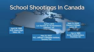 Map Montreal Canada by A History Of Shootings In Canada Globalnews Ca