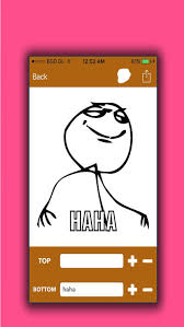 Meme Maker With Own Picture - meme maker own generate funny memes with your own pic by abid