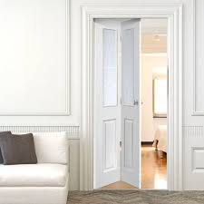 Home Interior Doors by White Interior Doors With Stained Wood Trim