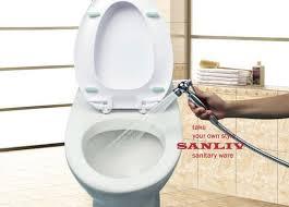 Handheld Bidet Sprayer Set For Toilets Wholesale Hand Held Bidet Spray Kitchenbathroomfixtures Com