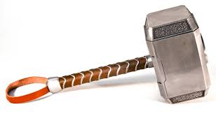 thor hammer mjolnir avengers version by pannaus on deviantart