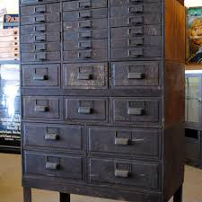 metal parts cabinet drawers best industrial metal cabinets vintage products on wanelo