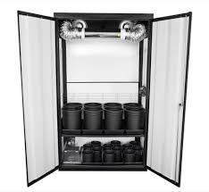 deluxe 3 0 led grow cabinet grow box supercloset