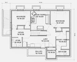 home floor plans with basements floor plans with basement fresh 10 best e and a half story house