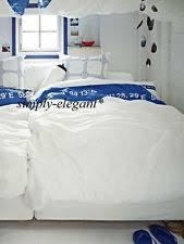 ikea nautical duvet covers u0026 bedding sets ebay
