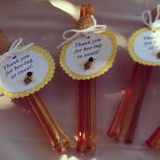 Halloween Wedding Favors Honey Stick Party Favors I Can Get These Locally For A Song
