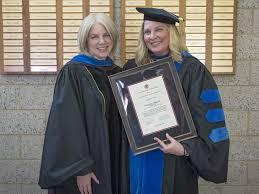 faculty regalia prof natalie person receives m jones award for