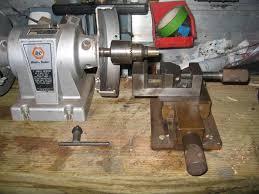 lathe from table grinder lathe pinterest lathe metal