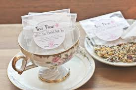tea party favors tea party favors herbal bath tea bags tea time in the tub