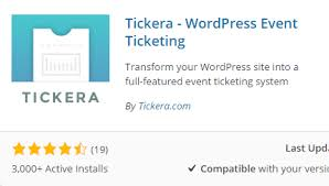 tickera theme integration tickera