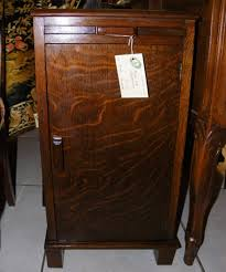 nightstand exquisite classic natural solid oak drawer nightstand