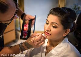 camarillo ca indian wedding by dawid bilski edison nj makeup artist best indian bride
