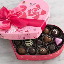 valentines chocolate heart shaped box of chocolates grand valentines chocolate heart box