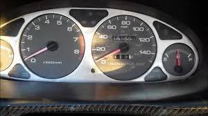 diy how to remove 94 01 acura integra gauge cluster youtube