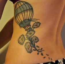 20 cool air balloon tattoos desiznworld