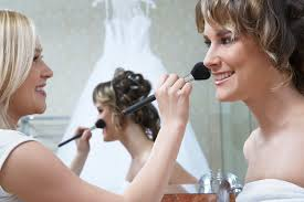 when to book your wedding makeup artist and who to book for