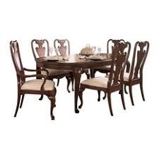 queen anne dining chairs set houzz
