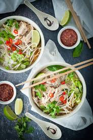 pho cuisine and easy chicken pho noodle soup photos food