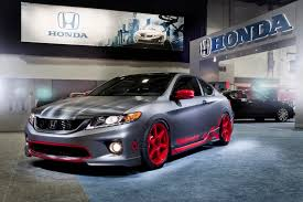 performance honda accord honda unveils the accord hfp and x package at sema the torque report
