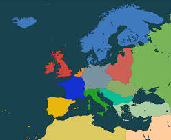 The Map Of Europe by Redraw The Map Of Europe Page 4 Spacebattles Forums
