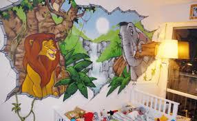 chambre jungle décoration chambre d enfant thème jungle by popek décoration homify