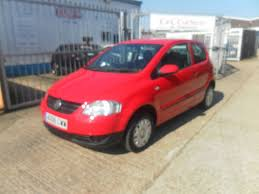 used volkswagen fox hatchback 1 2 3dr in st neots cambridgeshire