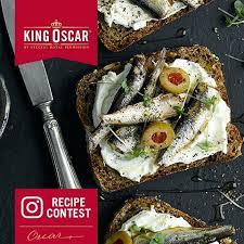 King Oscar Sardines Mediterranean Style - king oscar seafood official kingoscarseafood instagram photos