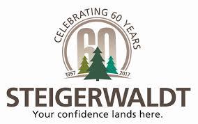 celebrating 60 years celebrating 60 years steigerwaldt land services inc