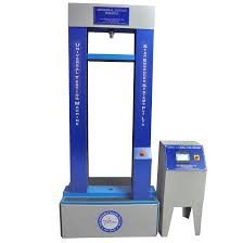 products star embedded systems private limited universal tensile testing machine