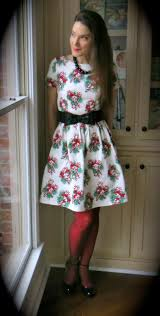 cassie stephens how to make a skirt from a christmas tree skirt