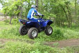2011 yamaha grizzly 700 test