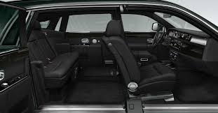 customized rolls royce interior new rolls royce phantom ewb in black green for sale the car spy