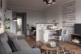 scandinavian style living room the apartment in the scandinavian style design ideas