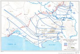 Pz Map Hyperwar Us Army In Wwii Cassino To The Alps