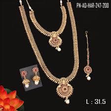 earring necklace sets images Antique haram designer necklace set fbh19 griiham jpg