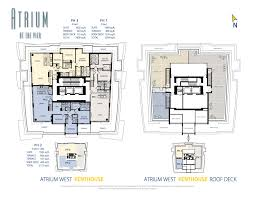 atrium east and west located at 162 victory ship way