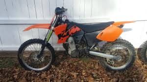 ktm 520sx motorcycles for sale