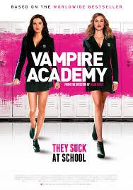 Academia de Vampiros (Vampire Academy) ()